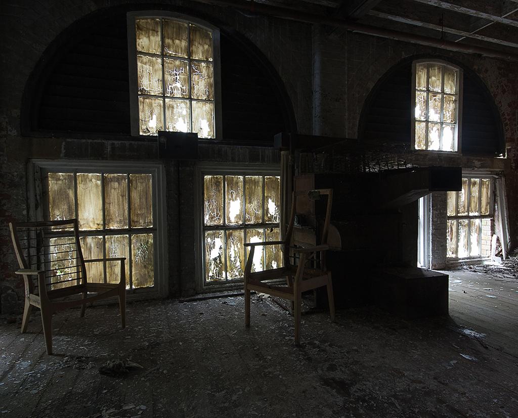 Outbuilding, Possibly Workshops?